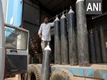 Pune: Medical oxygen suppliers facing difficulty in procuring liquid oxygen | Pune: Medical oxygen suppliers facing difficulty in procuring liquid oxygen