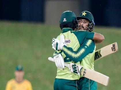Mohammad Nawaz, Fakhar Zaman shine as Pakistan defeat South Africa by 3 wickets to seal T20I series 3-1 | Mohammad Nawaz, Fakhar Zaman shine as Pakistan defeat South Africa by 3 wickets to seal T20I series 3-1