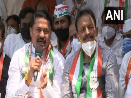 Sonia Gandhi is capable of running UPA, says Nana Patole | Sonia Gandhi is capable of running UPA, says Nana Patole