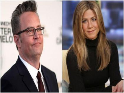Jennifer Aniston says she didn't understand Matthew Perry's 'level of anxiety' while filming 'Friends' | Jennifer Aniston says she didn't understand Matthew Perry's 'level of anxiety' while filming 'Friends'