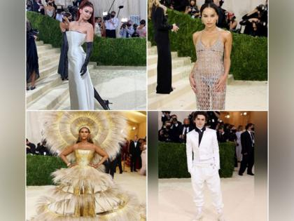 Celebrities who slayed it with their fashion choices at Met Gala 2021 | Celebrities who slayed it with their fashion choices at Met Gala 2021