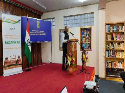 Indian Embassy in Madagascar celebrate Hindi Day 2021 | Indian Embassy in Madagascar celebrate Hindi Day 2021