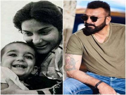 Sanjay Dutt remembers mother Nargis Dutt on 40th death anniversary | Sanjay Dutt remembers mother Nargis Dutt on 40th death anniversary