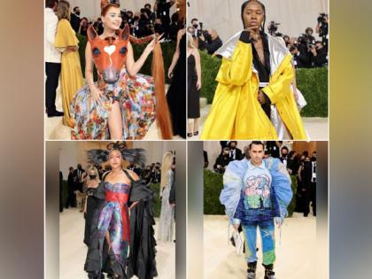 The most unique looks from Met Gala 2021 | The most unique looks from Met Gala 2021