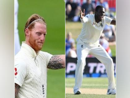Stokes 'progressing well', Archer to meet medical consultant this week: ECB   Stokes 'progressing well', Archer to meet medical consultant this week: ECB