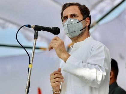 Rahul Gandhi to address 2 rallies in Bihar on Oct 28 | Rahul Gandhi to address 2 rallies in Bihar on Oct 28