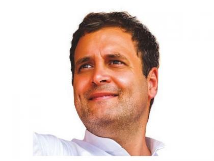 'Happy Eid-ul-Zuha to all of you': Rahul Gandhi extends greetings   'Happy Eid-ul-Zuha to all of you': Rahul Gandhi extends greetings