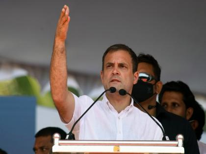Apps like Unqualified Setu and NoWin will not save, but two jabs of vaccine will: Rahul Gandhi | Apps like Unqualified Setu and NoWin will not save, but two jabs of vaccine will: Rahul Gandhi
