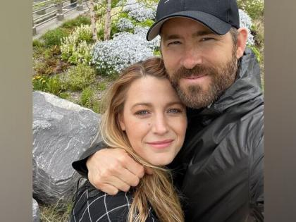 Ryan Reynolds gives shot-out to wife Blake Lively: 'Happy Mother's Day, my love.' | Ryan Reynolds gives shot-out to wife Blake Lively: 'Happy Mother's Day, my love.'