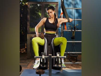 Saiyami Kher joins Adidas for its campaign 'Impossible is Nothing' | Saiyami Kher joins Adidas for its campaign 'Impossible is Nothing'