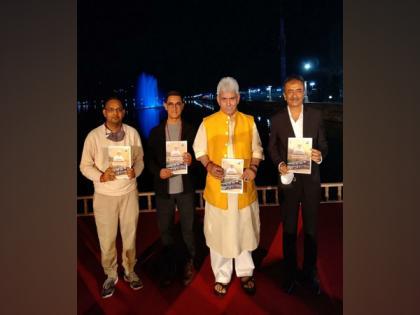 Aamir, Rajkumar Hirani, Mahaveer Jain launch new film policy of J-K with LG Manoj Sinha   Aamir, Rajkumar Hirani, Mahaveer Jain launch new film policy of J-K with LG Manoj Sinha