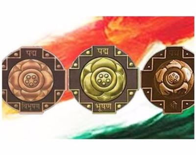 Last date for nominations to Padma Awards-2022 today | Last date for nominations to Padma Awards-2022 today