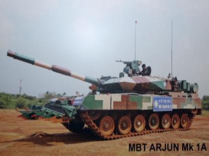 Defence Ministry orders 118 Arjun Mk-1A for Army worth over Rs 7,500 cr   Defence Ministry orders 118 Arjun Mk-1A for Army worth over Rs 7,500 cr