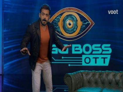 Salman Khan unveils first promo of Bigg Boss OTT   Salman Khan unveils first promo of Bigg Boss OTT