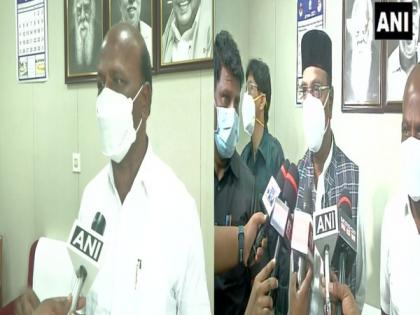 No deaths due to oxygen shortage in Tamil Nadu, MP: State Health Ministers | No deaths due to oxygen shortage in Tamil Nadu, MP: State Health Ministers