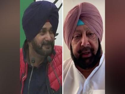 Amarinder Singh to attend function to install Sidhu as Punjab Congress chief   Amarinder Singh to attend function to install Sidhu as Punjab Congress chief
