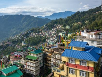 Sikkim attracting more tourists due to unpallaraled natural beauty | Sikkim attracting more tourists due to unpallaraled natural beauty