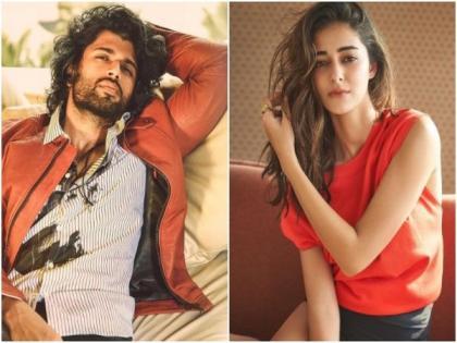 Vijay Deverakonda, Ananya Panday resume shooting for 'Liger'   Vijay Deverakonda, Ananya Panday resume shooting for 'Liger'