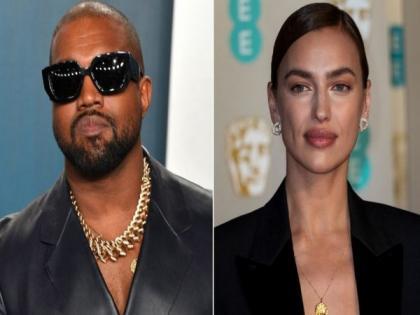 Kanye West, Irina Shayk are together despite breakup rumours | Kanye West, Irina Shayk are together despite breakup rumours