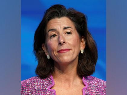 US Senate confirms Gina Raimondo as commerce secretary   US Senate confirms Gina Raimondo as commerce secretary