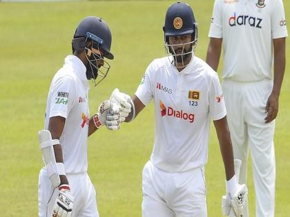 SL vs Ban, 2nd Test: Thirimanne, Karunaratne hit centuries to put hosts on top | SL vs Ban, 2nd Test: Thirimanne, Karunaratne hit centuries to put hosts on top