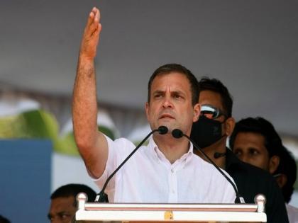 Rahul Gandhi takes dig at Centre over Rafale deal, rising fuel prices   Rahul Gandhi takes dig at Centre over Rafale deal, rising fuel prices