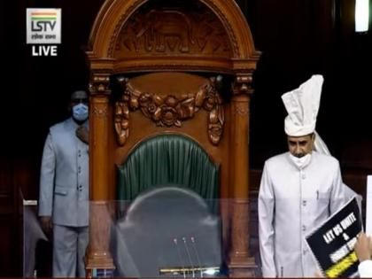 LS sees repeated adjournments as opposition continues protests | LS sees repeated adjournments as opposition continues protests