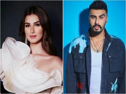 Tara Sutaria, Arjun Kapoor commence shoot for 'Ek Villain Returns'   Tara Sutaria, Arjun Kapoor commence shoot for 'Ek Villain Returns'