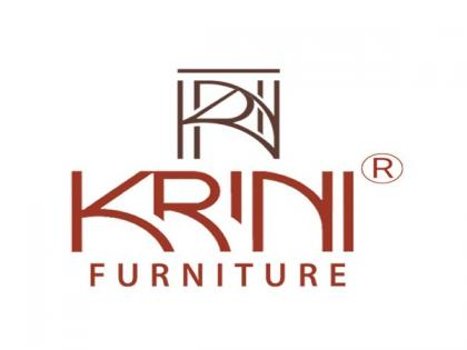 """Here's how """"Krini"""" offers smart space saving furniture solutions   Here's how """"Krini"""" offers smart space saving furniture solutions"""