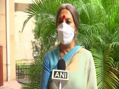 Brinda Karat alleges Rajnath's comments on Savarkar 'lies' | Brinda Karat alleges Rajnath's comments on Savarkar 'lies'