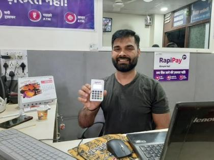 Two of Capital India Finance arms - RapiPay and RemitX - partner for International outward remittance services   Two of Capital India Finance arms - RapiPay and RemitX - partner for International outward remittance services