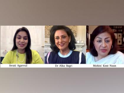 Leading women achievers of Indian origin in UK reminisce mother's influence in their lives | Leading women achievers of Indian origin in UK reminisce mother's influence in their lives