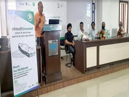 India's First ever Mattress recycling campaign by IPUA, ISPF and The Kabadiwala   India's First ever Mattress recycling campaign by IPUA, ISPF and The Kabadiwala