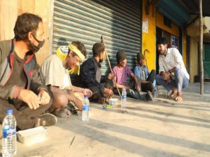 'Feeding the Hungry' campaign launched amidst COVID-19 pandemic | 'Feeding the Hungry' campaign launched amidst COVID-19 pandemic
