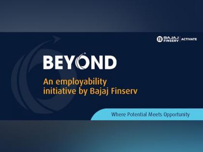 Bajaj Finserv unveils 'BEYOND', a new brand identity for its Flagship Employability Initiative   Bajaj Finserv unveils 'BEYOND', a new brand identity for its Flagship Employability Initiative