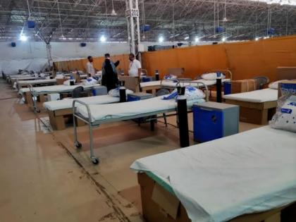 Sleepwell donates 500 bedding-units to support the acute shortage of oxygen beds in the Capital | Sleepwell donates 500 bedding-units to support the acute shortage of oxygen beds in the Capital