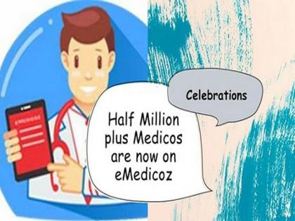 eMedicoz Android app crosses half a million downloads on Google Play Store | eMedicoz Android app crosses half a million downloads on Google Play Store