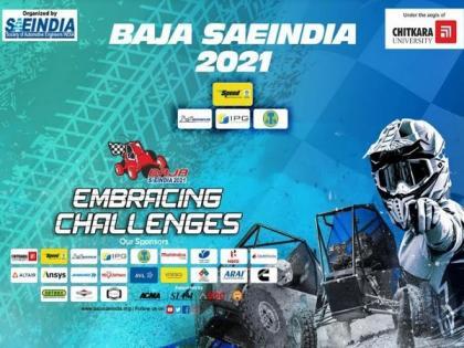 Mahindra BAJA SAEINDIA 2021 successfully concludes leg 2 of its 14th edition at Chitkara University Punjab | Mahindra BAJA SAEINDIA 2021 successfully concludes leg 2 of its 14th edition at Chitkara University Punjab