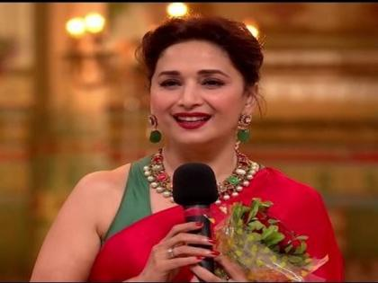 Madhuri Dixit replies to 13-year-old fan who wishes to meet her soon | Madhuri Dixit replies to 13-year-old fan who wishes to meet her soon