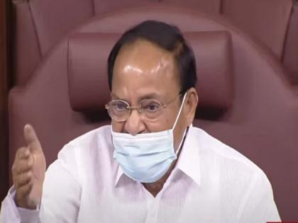 Rajya Sabha Chairman M Venkaiah Naidu urges Central government, Opposition to resolve stalemate in Parliament | Rajya Sabha Chairman M Venkaiah Naidu urges Central government, Opposition to resolve stalemate in Parliament