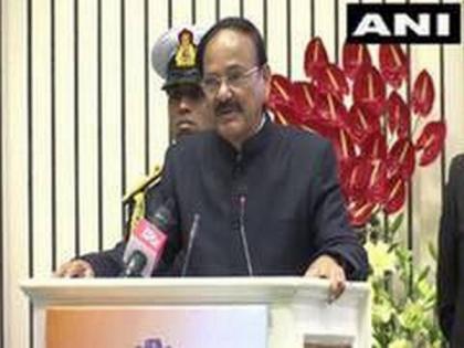 Vice President condoles deaths in Visakhapatnam mishap | Vice President condoles deaths in Visakhapatnam mishap