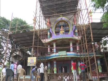 Hyderabad: 45-foot idol to be set up for Ganesh Chaturthi this year | Hyderabad: 45-foot idol to be set up for Ganesh Chaturthi this year