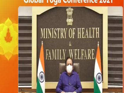 Our objective is to take Yoga to every citizen, says Dr Harsh Vardhan | Our objective is to take Yoga to every citizen, says Dr Harsh Vardhan