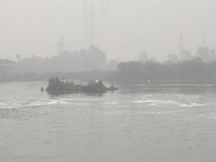 Raghav Chadha writes to ML Khattar over lesser water, high ammonia levels in Yamuna | Raghav Chadha writes to ML Khattar over lesser water, high ammonia levels in Yamuna