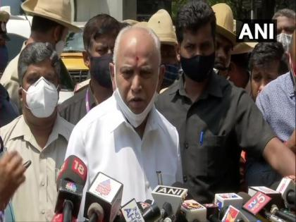 Karnataka CM to hold legislative council leaders meet tomorrow to discuss COVID-19 situation in state   Karnataka CM to hold legislative council leaders meet tomorrow to discuss COVID-19 situation in state