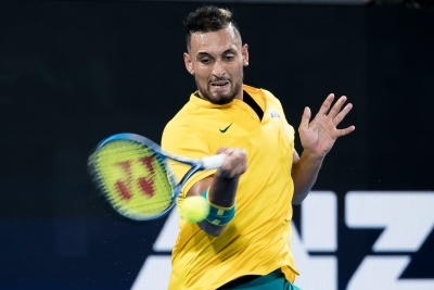 Covid 19 Kyrgios Hits Out After Djokovic S Father Blames Dimitrov English Lokmat Com