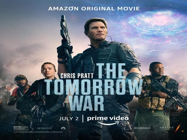 The Tomorrow War 2021 Hindi Dubbed