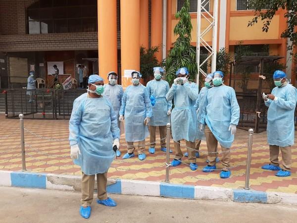 Corona virus cases on rise in Telangana today