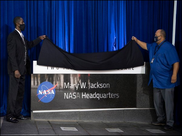 NASA renames Washington headquarters to honour 'hidden figures' scientist Mary Jackson - Lokmat