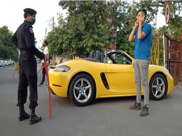 Indore driver made to do sit ups for taking car out for ride ...